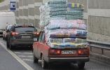 Требования ПДД по перевозке негабаритного груза автотранспортом