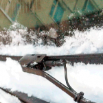 Использование щёток стеклоочистителя с подогревом