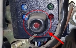 Кнопка и сервисный режим VALET автомобильной сигнализации