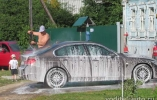 Как самостоятельно мыть свой автомобиль?