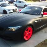 Насколько практична покраска автомобиля жидкой резиной Plasti Dip