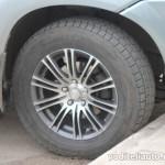 Остаточную глубину протектора на покрышках авто регламентируют