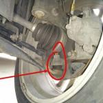 Как проверить шаровую опору на своем автомобиле