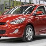 Оптимальный Hyundai Solaris