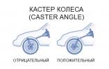 Что такое кастер колеса и его правильная регулировка
