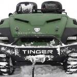 Вездеходы Тингер для охотников, рыбаков и любителей активного отдыха