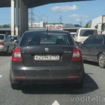 Сигналы водителей друг другу