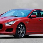 Компактный седан Maserati Ghibli