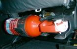 Виды огнетушителей для автомобиля