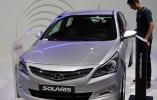 Автомобиль Хендай Солярис набирает положительные отзывы владельцев