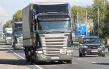 Система взимания платы Платон за проезд по дорогам для грузовиков массой более 12 тонн
