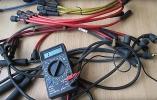Как проверить высоковольтные провода мультиметром