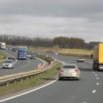 Движение по автомагистралям, обозначенным знаком 5.1