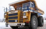 90-тонный БелАЗ-7558 удивил мир