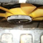 Принцип работы вискомуфты вентилятора охлаждения радиатора и её замена на электровентилятор
