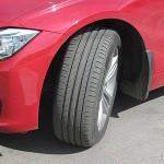 Минимально допустимая высота рисунка протектора шины