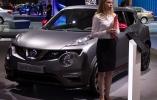 Автомобиль Nissan Nismo Juke