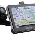 Автомобильный GPS-навигатор Prestigio Geovision 350