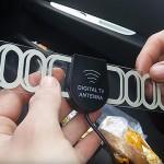Об особенностях выбора и установки автомобильной ТВ-антенны