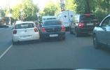 Задержан водитель BMW c госномером У 561 ОТ 197