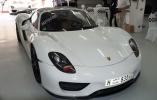 Предсерийные Porsche 918 Spyder «засветились» в Бахрейне