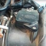 Основные признаки неисправности датчика массового расхода воздуха  ДМРВ и как его проверить