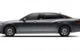 Элитарный корейский седан Hyundai Equus Hermes