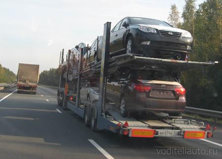 большегрузные автомобили