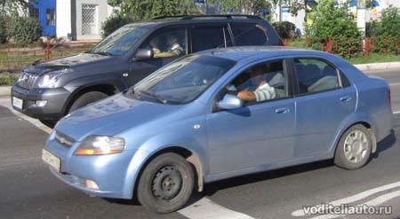 водитель автомобиля сегодня