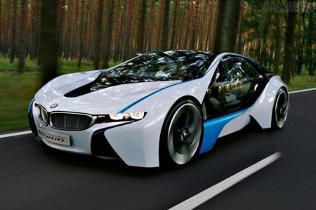 Технология EfficientDynamics концерна BMW