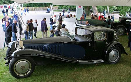 «Золотой Бугатти» - Bugatti Type 41