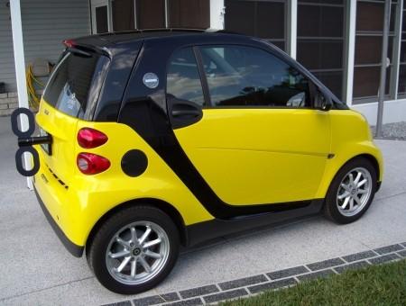 заводной автомобиль