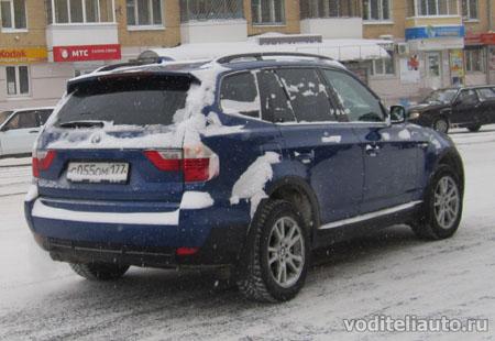 зимняя резина для автомобиля