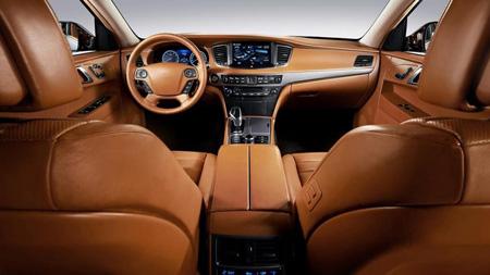 Автомобиль Hyundai Equus Hermes