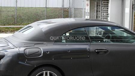 Mercedes-Benz C-Class кабриолет