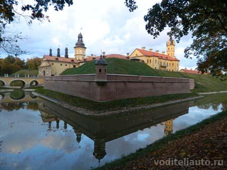 замок Радзивиллов