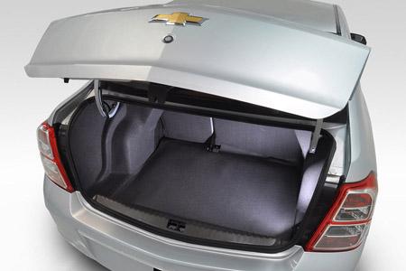 багажник автомобиля Chevrolet Cobalt