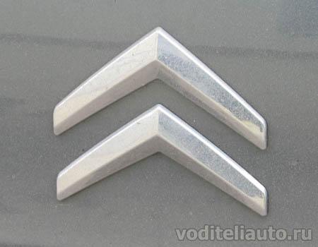 Значки автомобилей Ситроен