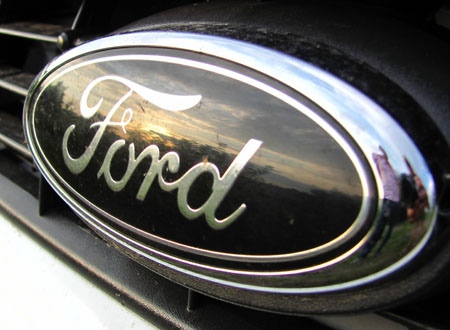 Значки автомобилей Форд