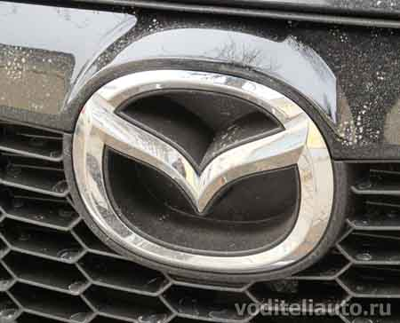 Значки автомобилей Мазда