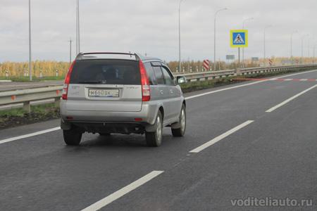 Как проехать на автомобиле в Калининград