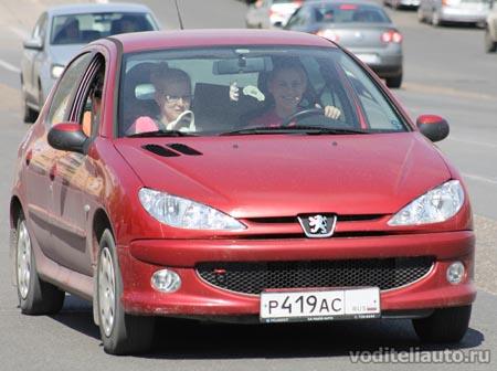 ремни безопасности в автомобиле