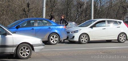 Как избежать аварийной ситуации на дороге