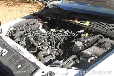 дизельный двигатель Volkswagen Amarok