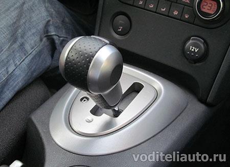 автоматическая коробка передач на автомобиле