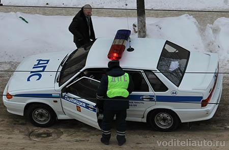 лишение и возврат водительских прав
