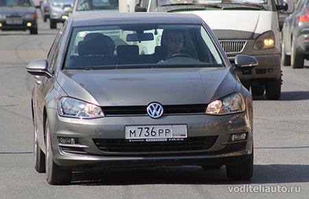 цена автомобиля Volkswagen