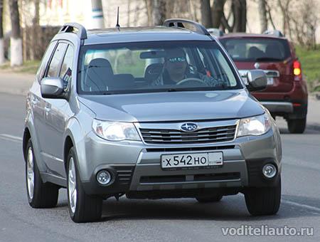техническое обслуживание автомиобилей Субару