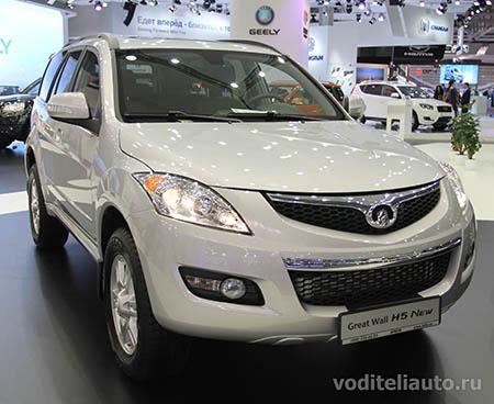 китайский автомобиль Great Wall H5