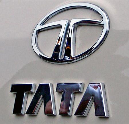 Эмблема TATA